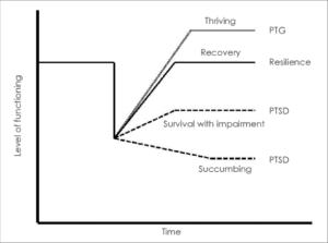 Post Traumatic Growth Chart